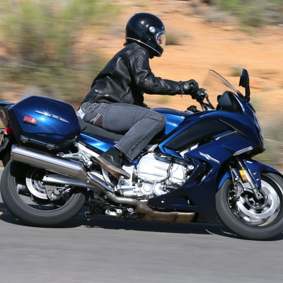Test Ride: Yamaha FJR1300
