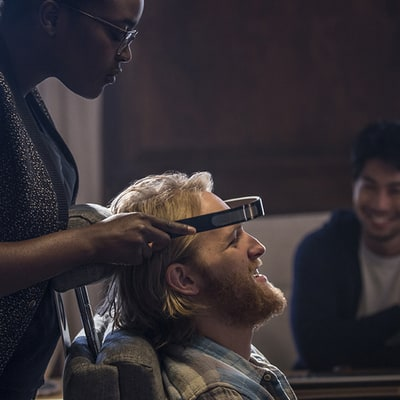 'Black Mirror': 'Playtest' Episode Is Horrific Take on HoloLens, Gaming