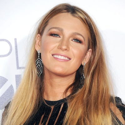 How to Re-Create Blake Lively's Copper Smoky Eye at the People's Choice Awards 2017