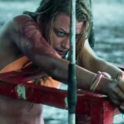 Blake Lively Is a Total Badass, Stabs a Shark in Horrifying New 'Shallows' Trailer
