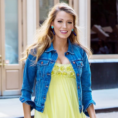 Blake Lively Can't Stop Comparing Herself to Disney Princesses on Instagram
