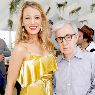 Blake Lively: 'Cafe Society' Director Woody Allen Is 'Very Empowering'