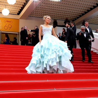 See All of Pregnant Blake Lively's Maternity Styles at Cannes