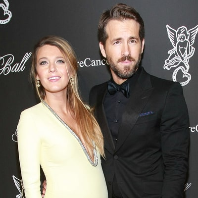 Ryan Reynolds Grabs Blake Lively's Boob in Funny Instagram Post: See the Photo