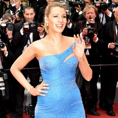 Blake Lively's Second Pregnancy Style