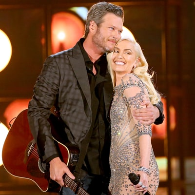Gwen Stefani Can't Believe She's Dating Blake Shelton: 'I'm Our Biggest Fan'