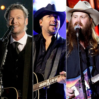 CMT Music Awards 2016 Performers Revealed: Blake Shelton, Jason Aldean and Chris Stapleton to Take the Stage