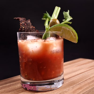David Ortiz Just Had to Share His Bloody Mary Recipe with Us