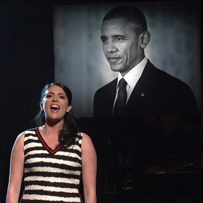 Watch 'SNL' Honor Barack Obama With Touching 'To Sir, With Love'