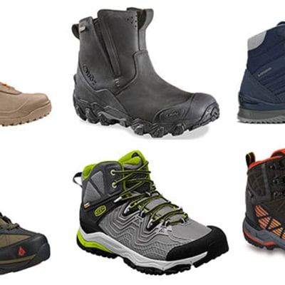 The Best Winter Boots for Hiking