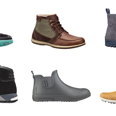 The Best Slush-Proof Winter Boots