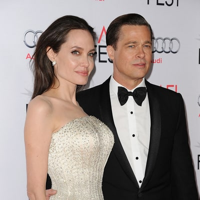 Angelina Jolie Reveals How Her Kids Are Coping After Split From Brad Pitt: 'Everyone's Just in My Room'