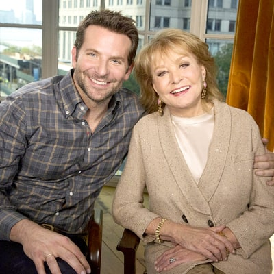 "Barbara Walters to Bradley Cooper: ""I Find You Very Screwable"""