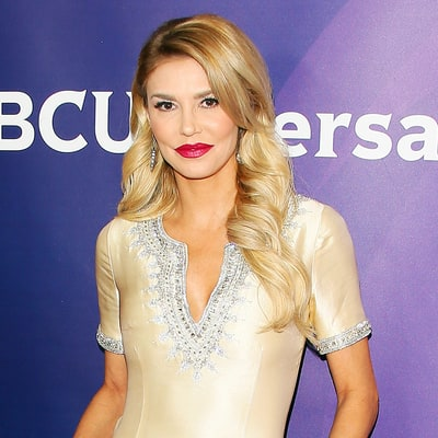 Brandi Glanville Shows Off Her Butt in a Thong on Twitter: 'Dear A--hole, This Is No Longer Yours'