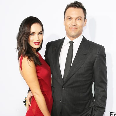 Pregnant Megan Fox and Brian Austin Green Are 'Totally Back Together' After Divorce Filing