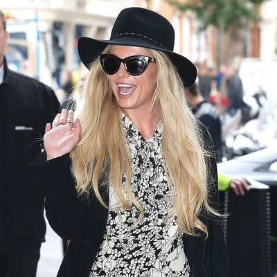 Britney Spears Is Jessica Simpson in This Boho-Fabulous Fall Outfit
