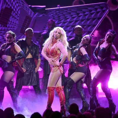 Britney Spears Donates VMA Costume For Louisiana Flood Relief