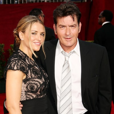 Charlie Sheen's Twin Sons Found Safe, Brooke Mueller Hospitalized for Evaluation