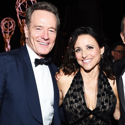 Bryan Cranston on Pal Julia Louis-Dreyfus' Emotional Emmys Revelation About Her Father's Death: 'I Think Her Dad Would Really Appreciate That'