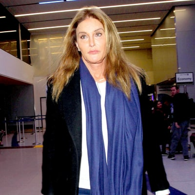 Caitlyn Jenner Heads to Washington, D.C., as Rumors of an Inaugural Dance With Donald Trump Swirl