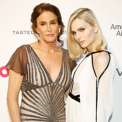 Caitlyn Jenner Attended Oscars Viewing Party With Transgender Model Andreja Pejic: Details!