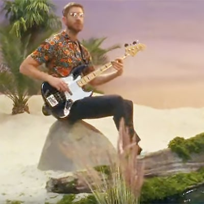 Watch Calvin Harris, Katy Perry, Pharrell's Funked Out 'Feels' Trip