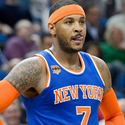 Carmelo Anthony Hints at Trouble With Phil Jackson, New York Knicks