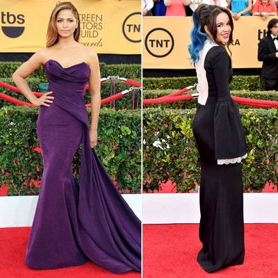 SAG Awards: Best and Worst Dresses of All Time