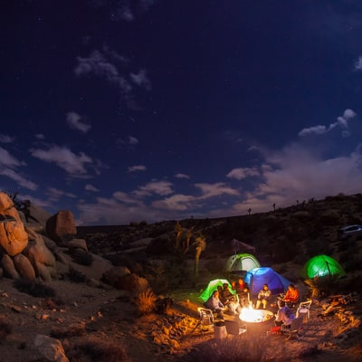 Airbnb For Tents: 15 Campsites That Prove Booking by App Is Worth It