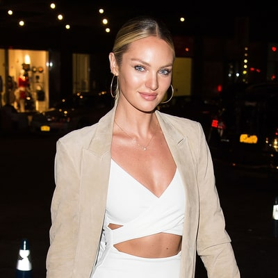 Candice Swanepoel Shares Intimate Breast-feeding Photo and Slams Critics: 'It's Natural'