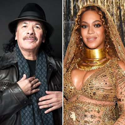 Carlos Santana Explains His Beyonce 'Not a Singer' Comment After Her Grammys Loss