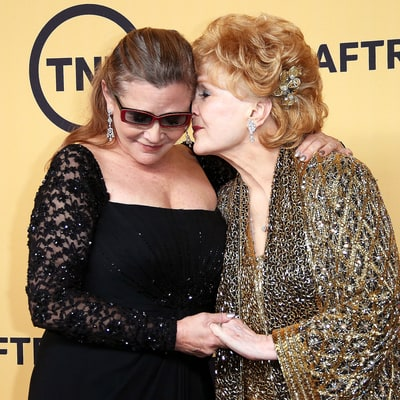 Carrie Fisher, Debbie Reynolds to Have a Joint Funeral, Todd Fisher Says: 'It's Appropriate'