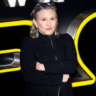 Carrie Fisher Calls Out 'Star Wars' Body Shamers on Twitter: 'Blow Us'
