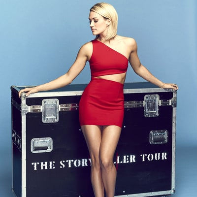 See All of Carrie Underwood's Most Leggy Moments