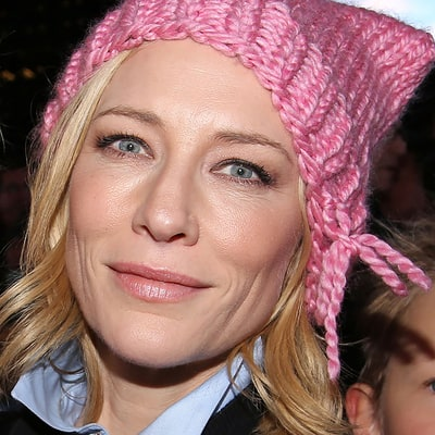 Why You'll Be Seeing This Pink Hat at All The Marches This Weekend