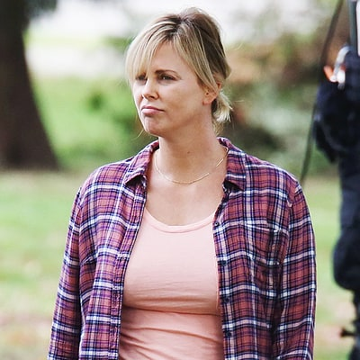 Charlize Theron Shows Off Curvier Figure for 'Tully' Movie Role: Photo