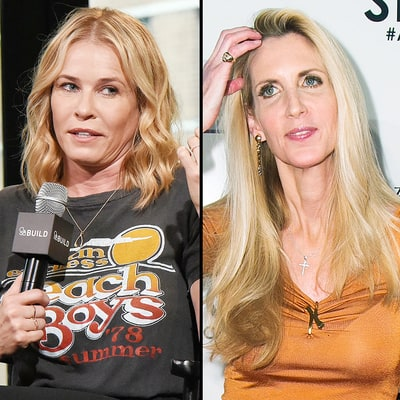 Chelsea Handler Bashes Ann Coulter After Last-Minute Cancelation: Her Book Is a 'Piece of S‑‑t'