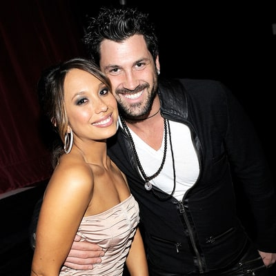 Cheryl Burke Reveals 'Dancing With the Stars' Hookup: Maksim Chmerkovskiy 'Is a Good Kisser'