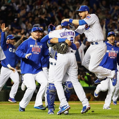 Chicago Cubs Heading to First World Series in 71 Years: Hillary Clinton, LeBron James and More Celebrate
