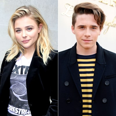 Chloe Grace Moretz Confirms Brooklyn Beckham Relationship With Sweet Photo