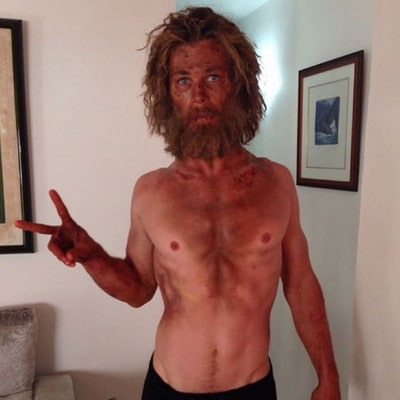 Chris Hemsworth Looks Gaunt, Skinny in Scary New Instagram Snap After Movie Weight Loss