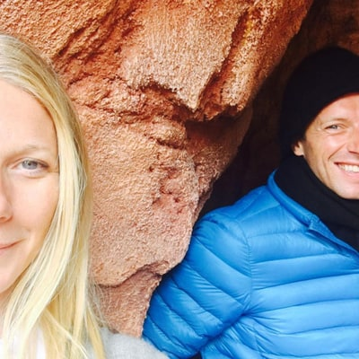 Gwyneth Paltrow Shares Adorable Selfie with Ex-Husband Chris Martin at Disneyland