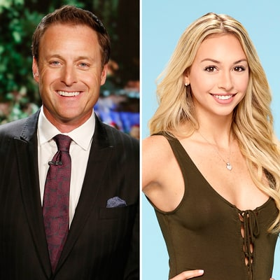 Chris Harrison Praises Bachelor's Corinne for Bond With Nick Viall: 'She's Been Playing This Very Well'