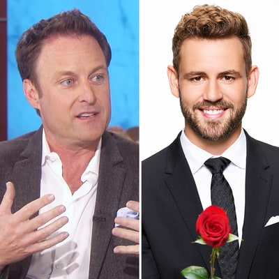Chris Harrison Teases His 'Come-to-Jesus Meeting' With Bachelor Nick Viall