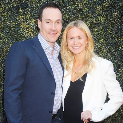 Chris Klein, Wife Laina Rose Thyfault Welcome First Child — See the Adorable Photos!