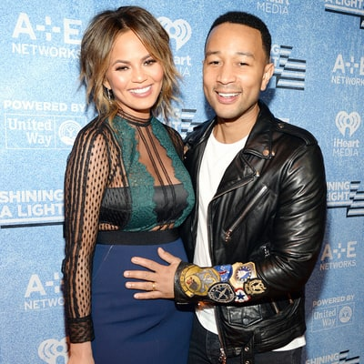 John Legend Says Pregnant Chrissy Teigen Complains His Breath