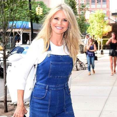 Christie Brinkley, 62, Is the Latest Supermodel Mom to Try Out These Skintight Overalls