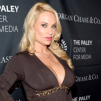 Coco Austin Wears Insane Cutout Dress a Month After Giving Birth