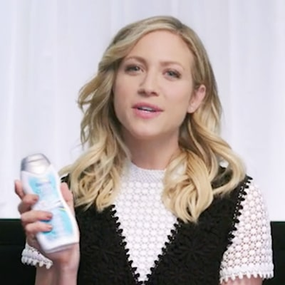 Brittany Snow and Coppertone Pulled a Huge Prank on Unsuspecting Customers
