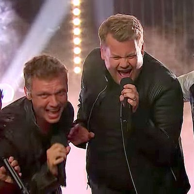 James Corden Performs 'Everybody' With the Backstreet Boys, Basically Becomes Sixth Member: Watch!